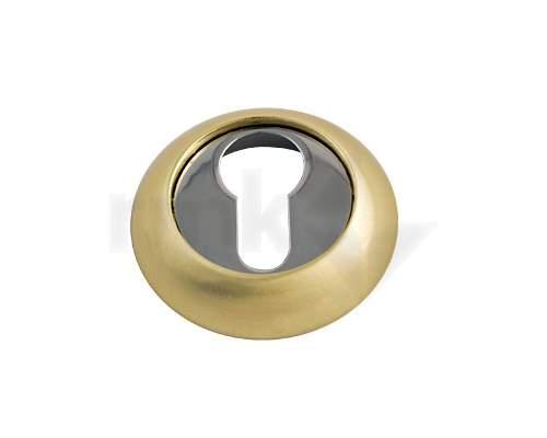 Накладка Нора-М Premium под ключ золото