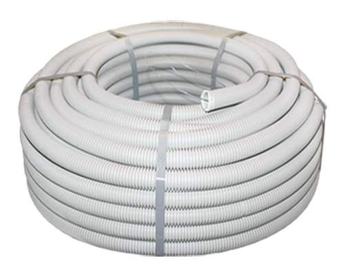 Труба ПВХ гофро d-16мм (100м)