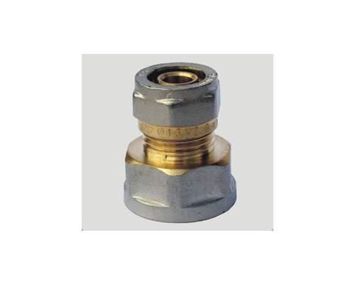Фитинг 145 Прямой-труба-внутр.резьба S20*3/4М