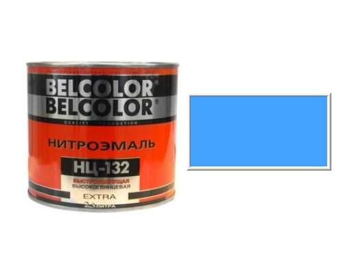Эмаль НЦ-132 голубая 50кг (Белколор)