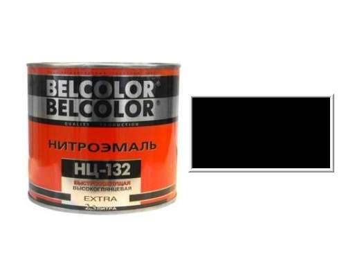 Эмаль НЦ-132 черная 50кг (Белколор)