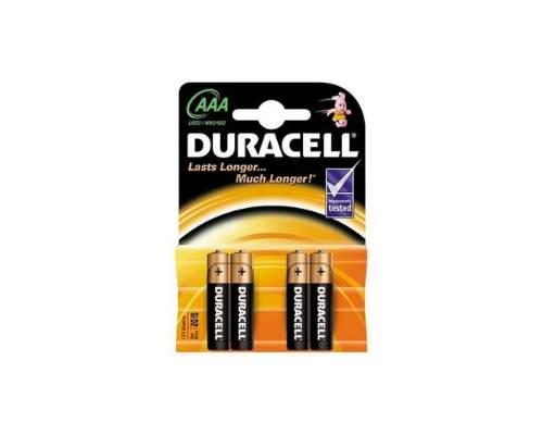 Элемент питания Duracell Basic R- 3  BL-4