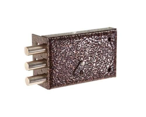 Замок накладной СЕНАТ ЗНС- 5 (5 ключей)
