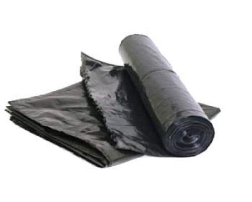 Мешок для мусора ПВД 180л (20шт)  45мк