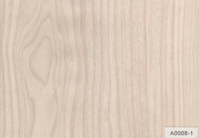Пленка самокл. 0008-1 белое дерево 45см* 8м