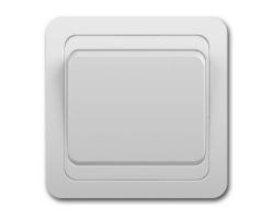 Выключатель Валери В0021 (1 кл, скр/пр)