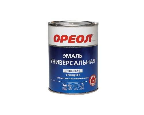Эмаль Ореол белая глянц.1,9кг (Ростов)