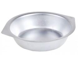 Тарелка алюм. для 2-х блюд, d-130мм  МТ-051