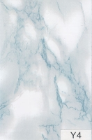 Пленка самокл.  Y 4 серо-голубой мрамор 45см* 8м