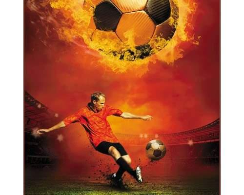 Фотообои глянц. Футбол 134*196 (Тула)