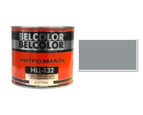 Эмаль НЦ-132 серая 0,7кг (Белколор)
