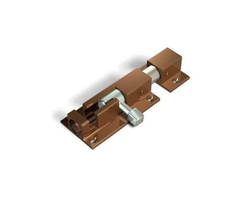Шпингалет Апекс DB-05-50 бронза