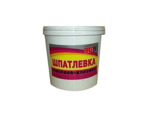Шпатлевка масляно-клеевая  0,9кг (БЛКЗ)