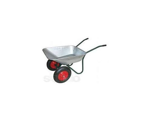 Тачка строительная 2 колеса (250кг/118л)