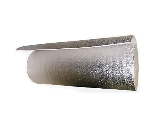 Теплоизоляция для бань Полизол  2мм шир. 1,2м