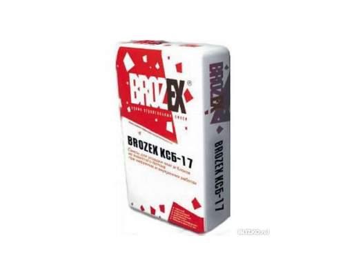 Смесь КСБ-17 монтажно-кладочная Brozex 25кг