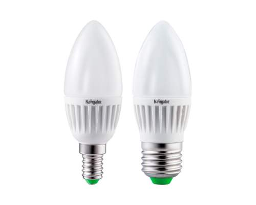 Лампа Navigator 94 395 (C37-5-230-4K-E27-FR)