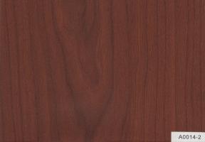 Пленка самокл. 0014-2 темное дерево 45см* 8м