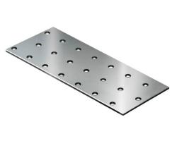 Крепежная пластина 200*40*2,0 цинк