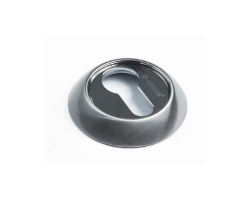 Ключевая накладка CL белый никель