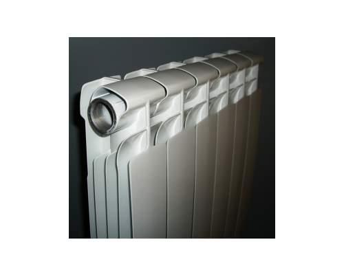 Радиатор алюмин. СТЛ-500А  5-секций Сантехлюкс