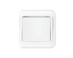 Выключатель LEDARD 8613 (1 клавиша, скр/пр)