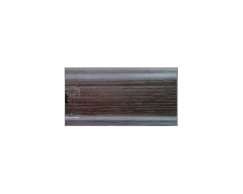 Плинтус напольный T.plast 065 Венге кофейный 2,5м