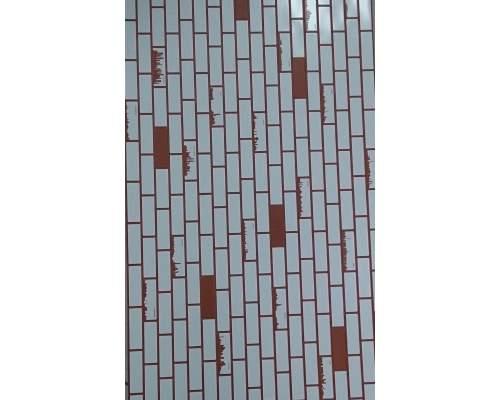 ПВХ панель  мозайка Города 955*480мм