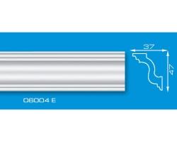 Плинтус потолочный E06004   2м