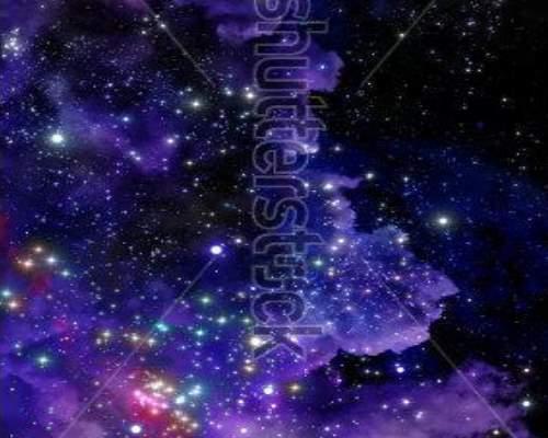 Панно ПВХ д/потолка Галактика (1875*2100мм)