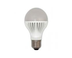 Лампа  LED Ecola Шар 4Вт Е27 (4000К хол. свет)