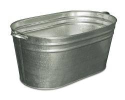 Ванна оцинкованная  80л