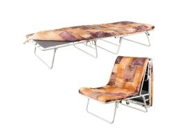 Кровать-кресло Зевс-1 с полумягким матрасом
