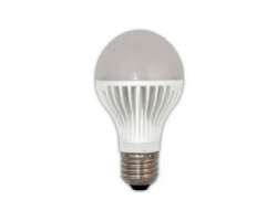 Лампа  LED ОНЛАЙТ Шар 6Вт Е27 (4К хол. свет)