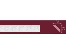 Плинтус АКЦИЯ потолочный 4016  1,3м
