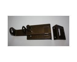 Задвижка дверная ЗД-04 полимер