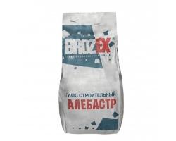 Алебастр BROZEX  1,5 кг