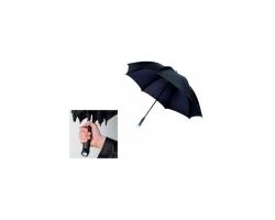 Зонт-трость полуавтомат. с фонариком IRIT IRU-04