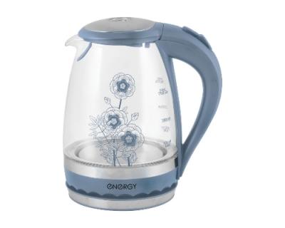 Эл. чайник ENERGY Е-279 (1,5л) стекло