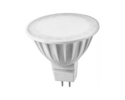 Лампа  LED ОНЛАЙТ MR16 5Вт GU5.3 (4К хол. свет)