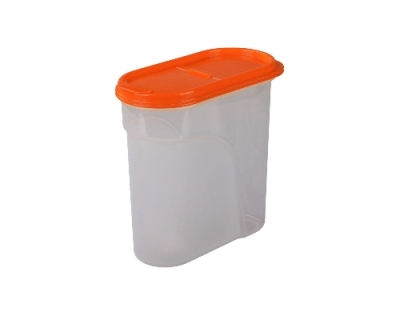 Емкость для сыпучих продуктов 2,4л М1681