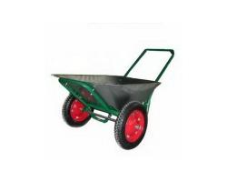 Тачка садовая П-Ручка 2 колеса (130кг/65л)