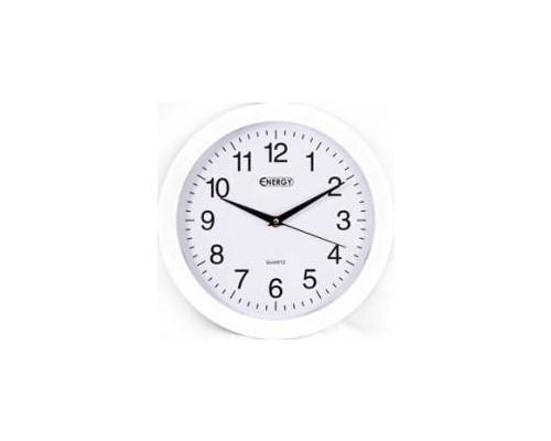 Часы настенные кварцевые ENERGY ЕC- 01 круглые