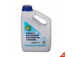 Жидкость-расщепитель Девон-Н 1,0л для биотуалетов