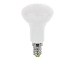 Лампа  LED ПРОГРЕСС R50  7Вт Е14 (Белый свет)