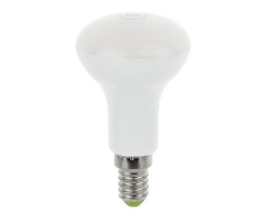 Лампа  LED ПРОГРЕСС R63 11Вт Е27 (Белый свет)