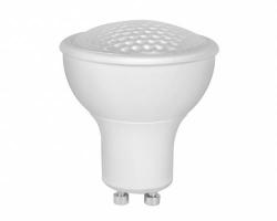 Лампа  LED ПРОГРЕСС MR16  7Вт GU10 (Белый свет)