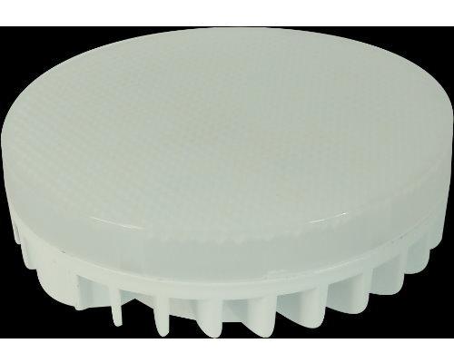 Лампа  LED ПРОГРЕСС GX53  8Вт (Белый свет)