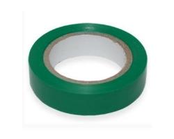 Изолента ПВХ 15мм*10м зеленая