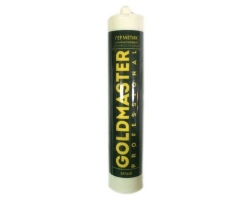 Жидкие гвозди GoldMaster 310мл универс. белый